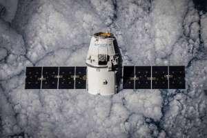 Elon Musk SpaceX Satellit