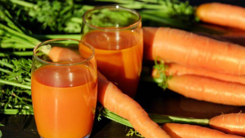 Karotten – gesunde Kraftpakete