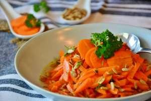 Karotten Rezept mit Petersilie