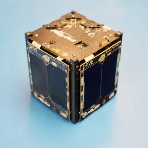 CubeSAT CubeSAT Projekt «CubETH» in Würfelform