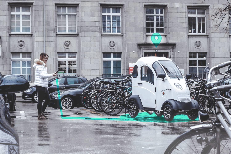 ENUU – Mikromobilität in der Schweiz