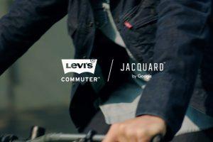 Levi-Strauss Jacke als smarte Kleidung