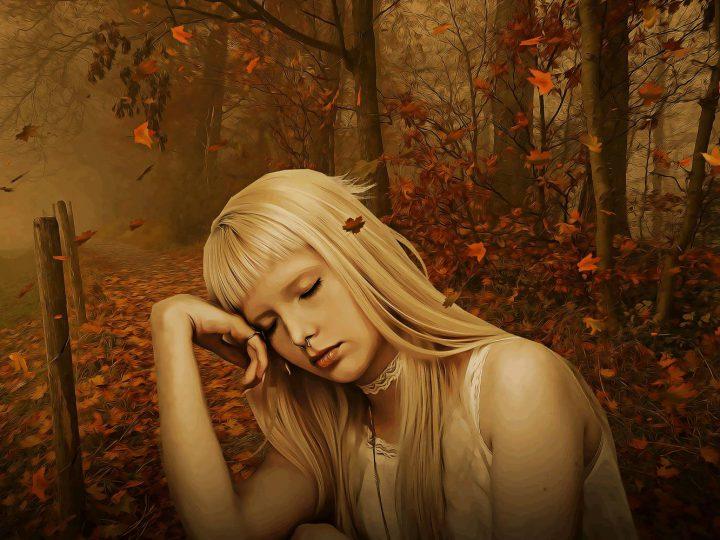 Herbst bedeutet oft Stimmungsschwankungen