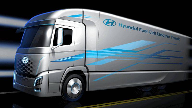 H2O – LKW-Antrieb der Zukunft?