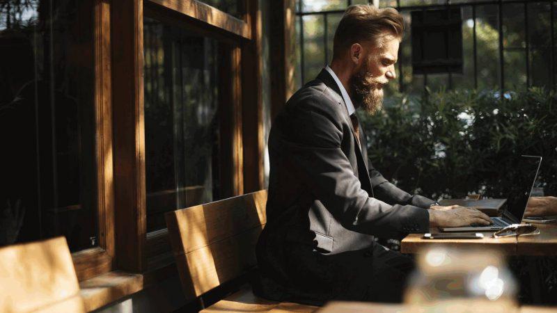 Bart tragen ist ein Lifestyle