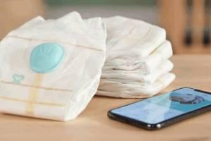 Pampers Lumi Digitalwindel mit App