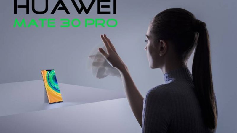 Huawei Mate 30 Pro – Start in der Schweiz