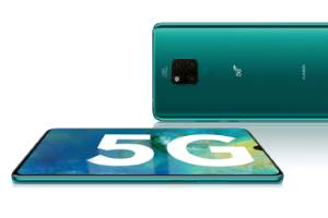 Smartphones - Huawei Mate 20X 5G