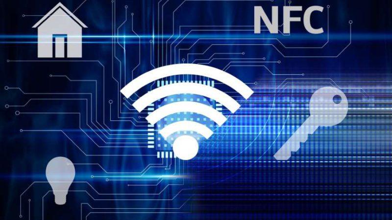 WLAN-Zugang mit NFC-Tag