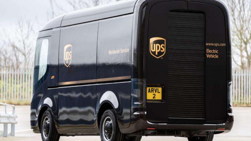 Elektrolieferwagen für UPS-Flotte