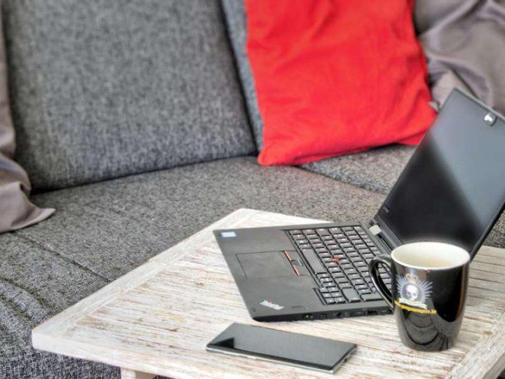 Homeoffice – Telearbeit von Zuhause