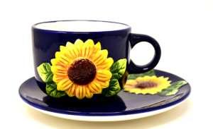 Sonnenblumen Tee