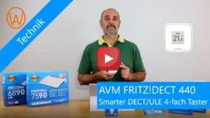 AVM FRITZ!DECT 440 Taster