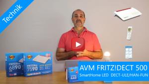 FRITZ!DECT 500 smarte LED