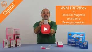Telekom Magenta Smarthome Bewegungsmelder